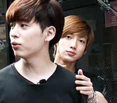 Donghyun and Kwangmin
