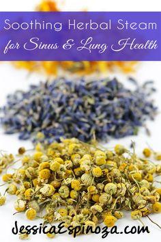 Soothing Herbal Salt