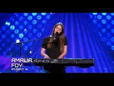 Amalia Foy - Audition - The X Factor Australia 2016