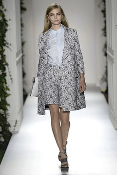 Mulberry London Fashion Week Show S/S 2014