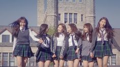 "GFRIEND Celebrates Friendship in Music Video for ""Rough"""