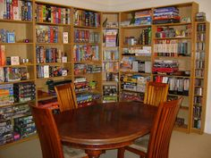 Show us your Wargame Room! Please post your photos & annotations! | Wargames | BoardGameGeek