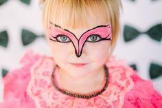DIY Flamingo Costume