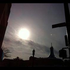 Day 8: The Sun