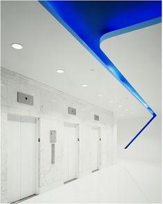 hall de elevador