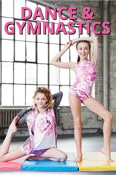 Girls' Gymnastics & Dance Clothes, Leotards | Justice