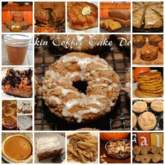 PUMPKIN, PUMPKIN AND MORE PUMPKIN RECIPES Pumpkin, Pumpkin, and MORE Pumpkin Recipes!!! Check out all 17 of these amazing pumpkin recipes! Everything from bread, to muffins, to cake, and even pump…