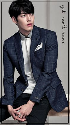 korea and kim woo bin image