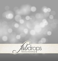 3X3 Bokeh Photography Backdrop For Portraits Holiday by FabDrops