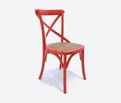 Cadeira Cross ☛ http://www.essenciamoveis.com.br/cadeira-cross/?utm_content=buffer27825&utm_medium=social&utm_source=pinterest.com&utm_campaign=buffer  Uma cadeira rústica e ao mesmo tempo moderna. Considerada uma das cadeiras mais bonitas hoje em dia e seu design é totalmente atemporal. Em madeira vergada no estilo do design alemão Michael Thonet, a Cadeira Cross Madeira Natural tem desenho confortável como um abraço nas costas. Agora disponíveis em outras cores.