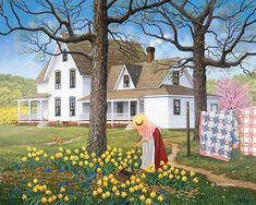 "John Sloane- ""Spring Cleaning"""
