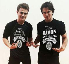 team Damon