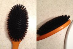 How to clean a Boar Bristle Brush | Just Primal Things
