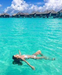 "110 Likes, 12 Comments - J E S S (@jessxiberras) on Instagram: ""Aaaand relax! ☀️🌴👙#thewaterreallyisthatcolour #dontevenknowwhatdayitis #borabora"""