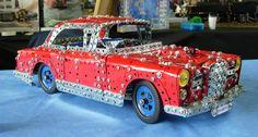 Tentoonstelling 2013 van de Club van vrienden van Meccano in La Ferte Mace Miniature Auto, Automobile, Hobbit, Diecast, Trains, Antique Cars, Lego, Gadgets, Miniatures