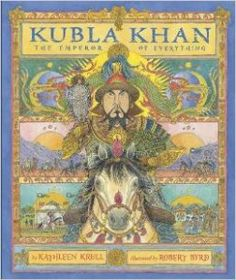 Genghis Khan and Kublai Khan — Free Notebook Pages, Books and Resources - Homeschool Den
