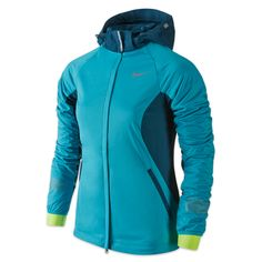 Nike Womens Shield Max Running Jacket XL Dusty Cactus Space Blue 619033 388 for sale online Running Workouts, Workout Gear, Winter Running, Nike Store, Running Jacket, Online Price, Nike Women, Clothes For Women, Best Deals