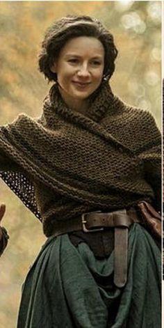 Outlander Inspired Season 4 Shawl Triangle Wrap Scarf Chunky | Etsy Knit Wrap, Scarf Wrap, Drums Of Autumn, The Fiery Cross, Outlander Tv Series, Tartan, Diana Gabaldon, Neck Warmer, Mother Gifts