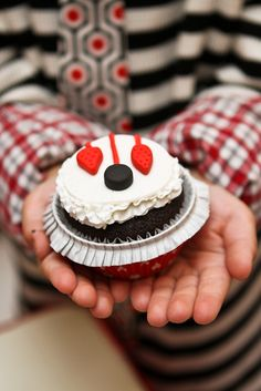 Christmas Cupcakes #christmas #cupcakes