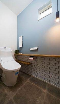 Everything You Need To Know About Amazing Bathtubs Do It Yourself Wc Design, Toilet Design, House Design, Small Toilet Room, Small Bathroom, Modern Toilet, Beautiful Bathrooms, Home Deco, Home Interior Design