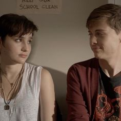 Audrey and Noah has that brother and sister like romance even though they are…