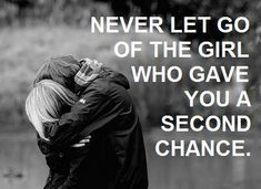forreal...but this goes both ways. I'm sure guys give 2nd chances too....