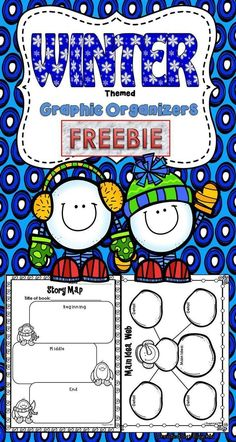 It is getting chilly! Get those sweaters, jackets, and gloves ready but don't forget your Winter Read-alouds! With this FREEBIE, you'll enjoy them even more. Snow Activities, Holiday Activities, Writing Activities, Classroom Activities, Classroom Freebies, English Activities, Language Activities, Learning Resources, Family Activities