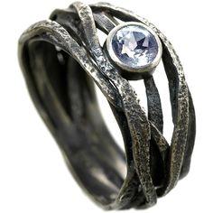 #jevelry #artistic #design #ring #natural #gemstone #handmade #aquamarine
