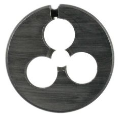 "1-1/2"" Overall Diameter Adjustable Round Dies (LEFT HAND) Carbon Steel Industrial Quality Made in Japan"