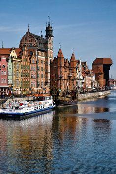 Gdansk, Poland°°