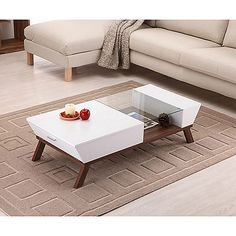 Home Coffee Tables, Low Coffee Table, Unique Coffee Table, Walnut Coffee Table, Modern Coffee Tables, Coffee Table With Storage, Contemporary Coffee Table, Centre Table Design, Tea Table Design