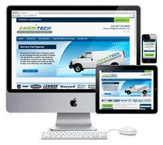 AmeritechFL Responsive Website created by Trighton