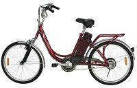 Electric Bike- NAVIGATOR SF24 Single Speed
