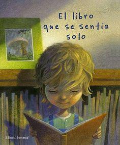 El libro se sentía feliz cuando lo leían, y a menudo algún niño se lo llevaba a casa. Pero el libro fue envejeciendo y ya casi nadie lo sacaba del estante de la biblioteca. Hasta que un día, una niña encontró el libro solitario y empezó a leer aquellas páginas gastadas...