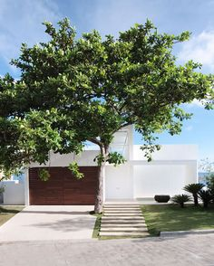 New house design exterior philippines outdoor spaces Ideas Natural Modern Interior, Modern Exterior, Exterior Design, Architecture Design, Residential Architecture, Outdoor Spaces, Outdoor Living, Coastal Style, Landscape Design
