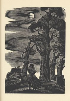 in so many words...: JANE EYRE and the Artistry of Fritz Eichenberg