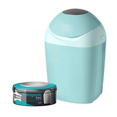 Tommee Tippee Sangenic Tec Nappy Disposal Tub (Green) Tommee Tippee http://www.amazon.co.uk/dp/B00X590OMM/ref=cm_sw_r_pi_dp_S2AWvb0M1CV69