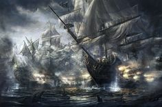 Battle Ship Boat Wallpaper Desktop Wallpaper