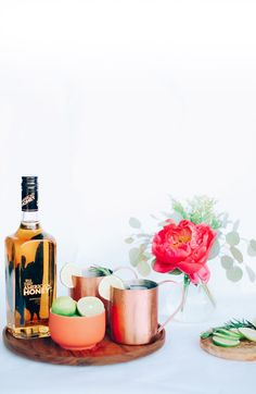 The perfect Moscow Mule recipe for your next dinner party.