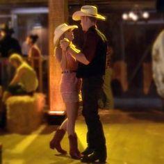Hanna dancing