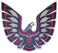 The neohawk a seattle seahawks shirt design done jpg 236x213 Peace tribal  native seahawk emblem sweatshirt 55578b834