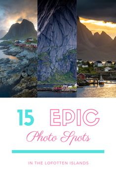 15 awesome photos from The Lofoten Islands, Norway