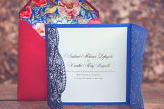 We offer luxury stationery for all of life's special celebrations and events. Wedding Color Schemes, Wedding Colors, Birthday Invitations, Wedding Invitations, Invitation Design, Floral Invitation, Red Envelope, Sweet Sixteen, Wedding Stationery