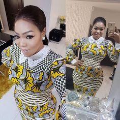 Ankara Xclusive: 2018 Current African Dresses: Latest Elegant and Lovely current african dresses for Divas African Fashion Designers, Latest African Fashion Dresses, African Print Dresses, African Print Fashion, Africa Fashion, African Dress, Ankara Fashion, Ankara Dress, Fashion Men