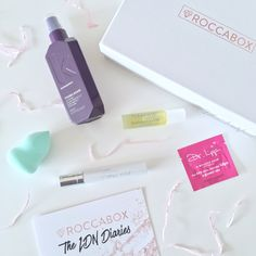 Have you seen the new Roccabox it's a fab new beauty box that contains 5 beauty products every month for £10 plus p&p. Roccabox also give proceeds to a charity called paperworks which support adults with learning difficulties including autism.  Inside this months box is: Kevin Murphy hair oil ⭐️ balance me face oil ⭐️ new CID I-prime mini ⭐️ nanshy makeup sponge ⭐️ dr lipp balm for lips.