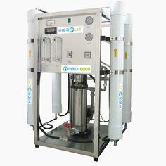 Sistema de Osmosis Inversa de 6000 Galones por Día de agua 100% purificada. Consúltenos en Agua Pureza Perú. Exportamos a todo el mundo desde Panamá.