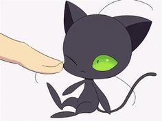 Resultado de imagen para ladybug y chat noir gif