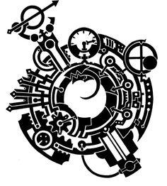 Deus Ex Machinca Ouroboros 2 by ~Tyxerus on deviantART