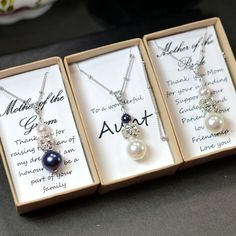 Mother of the groom mother of the bride by thefabbridaljewelry
