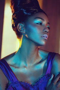 Stunning Portraits by Robin Alfian